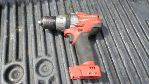 Used Milwaukee M18 Fuel Brushless Hammer Drill (2604-20)