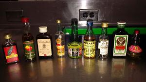 30-40 year old collection of mini bar bottles Oakville / Halton Region Toronto (GTA) image 2