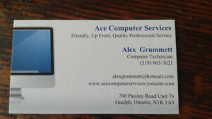 Friendly,  Up Front, Quality Professional Service.