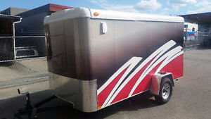 2013 Interstate Trailer Custom