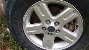 Ford Escape all season tires with rims 235 70 R16