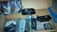 Lot of old computer parts