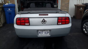 ford mustang 2006 cabriolet