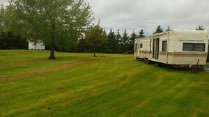 ***Camper Rental Near Aboiteau Beach***