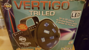 ADJ Vertigo LED tri Color dj light