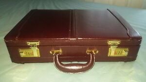 Authentic Leather Briefcase