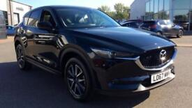 2017 Mazda CX-5 2.2d Sport Nav 5dr Manual Diesel Estate