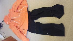Brand new Men's 2xl KJUS winter ski suit
