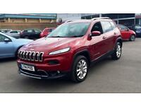 2014 Jeep Cherokee 2.0 CRD (170) Limited 5dr Automatic Diesel Estate