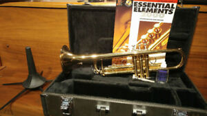 Yamaha Trumpet (2335) With Case and Stand and Everything Else!