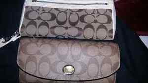 Coach wallet for sale