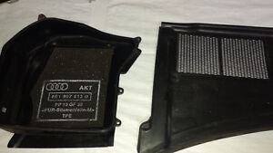 A4 B7 cabin filter air box