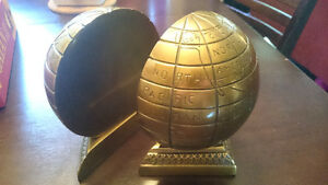 Globe Bombay Bookends - Set of two