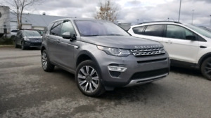 Discovery 2018 Land Rover