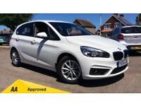 2014 BMW 2 Series 218i SE (Nav) 5dr Manual Petrol Hatchback