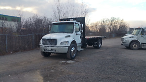 2004 Freightliner M2 106 Cab & Chassis or Flatbed
