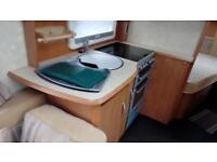Bessacarr cameo 625gl 4 berth for sale