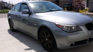 07 BMW 525XI