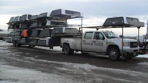 """ALL """"NEW"""" RANGE RIDER TRUCK CANOPIES NOW $400.00 OFF !!"""