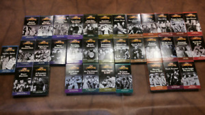 The Three Stooges VHS collection