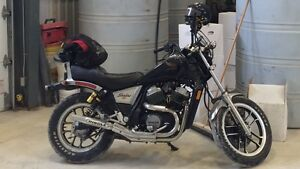 1983 shadow vt500c for trade or sell.
