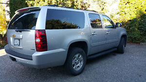 2012 Chevrolet Suburban LT SUV, Crossover