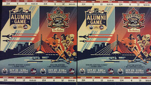 Heritage Classic Ticket Package