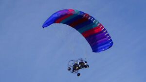 Ultralight Aircraft - Powered Parachute