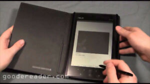 """NEW 8"""" Asus Eee Note EA800 4GB Write Notes eBooks Reader"""