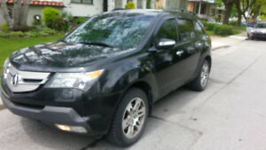 Aubaine_ SUV_ACURA MDX TECH PACKAGE