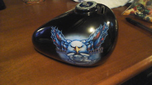 Orange County Choppers Coin Bank