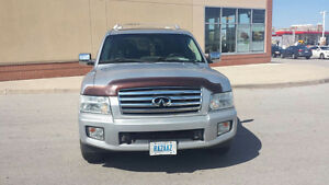 2004 Infiniti QX56 SUV, Crossover AS IS