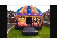 Bouncy castle hire £50