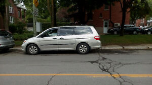 2006 Honda Odyssey Familiale