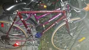 Vintage Meauim Road Bike