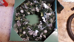 Giant Christmas Wreath