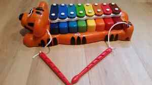 Xylophone Tigre little tikes