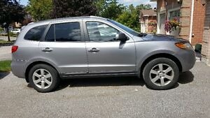 2008 Hyundai Santa Fe GLS SUV