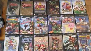 Trade my retro games for ps4 games or $$