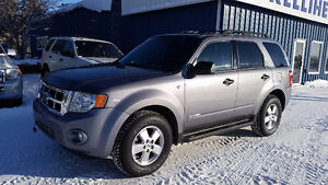 2008 Ford Escape XLT 4x4 SUV, Crossover