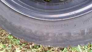 195/65/r15 winter tires for sale!  Cambridge Kitchener Area image 3