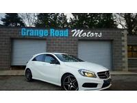 2013 63 MERCEDES-BENZ A CLASS 1.5 A180 CDI BLUEEFFICIENCY AMG SPORT DIESEL