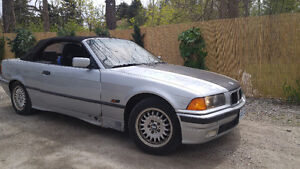 1994 BMW 325i convertible - FUN SUMMER CAR!