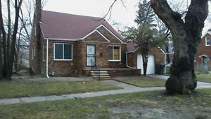 House for Sale in DETROIT, MICHIGAN - Great Return on Investment