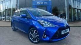 2018 Toyota Yaris ***1.5 VVT-i Excel 5dr Auto With Rear Camera*** Manual Hatchba