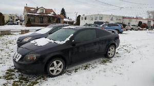 Pontiac G5 2006 comme cobalt