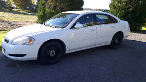 2006 Chevrolet Impala Berline Police Pack