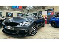 2016 BMW 4 SERIES GRAN COUPE 2.0 420i M Sport Gran Coupe (s/s) 5dr Hatchback Pet
