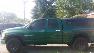 2004 DODGE RAM 5.7 HEMI LOOKING TO TRADE FOR CLASSIC