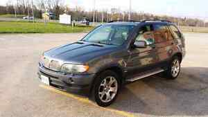 "2003 BMW X5 4.4i 19"" Wheels - Staggered London Ontario image 4"